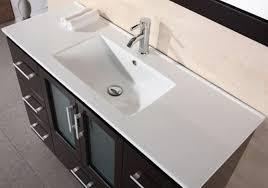 integrated bathroom sink countertop impressive corian top sinks