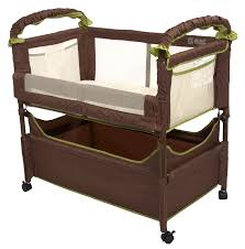 All In One Crib Best Co Sleeper Crib Baby Bassinet Attaches To Bed Bedside
