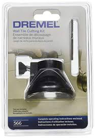 dremel 566 wall tile cutting kit