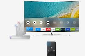 samsung tv mu8000. aplikasi samsung smart view dinamis tonton video, foto dan dengarkan musik dengan mudah dari perangkat di tv mu8000. tv mu8000