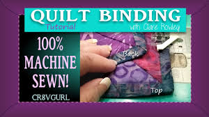 Quilt Binding - Mitered Corners By Machine - Episode 22 - Fixed ... & Quilt Binding - Mitered Corners By Machine - Episode 22 - Fixed Version Adamdwight.com