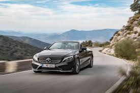 2017 Mercedes-Benz C-Class Cabriolet Makes Global Debut Looking ...
