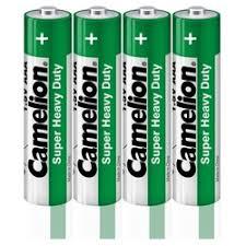 «<b>Батарейка AAA</b> - <b>Camelion</b> Green R03 R03P-BP4G (4 штуки ...