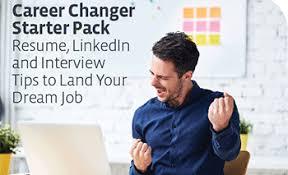 Career Changer Career Changer Starter Pack Resume Linkedin And Interview