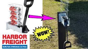 multi load can crusher harbor freight