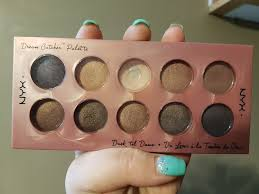 Nyx Dream Catcher Palette Price NYX Dream Catcher Palette in dusk till dawn reviews in Eye Shadow 28