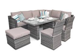 corner dining furniture. rattan corner dining set garden furniture