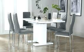 glamorous dining table chairs set white and in new wonderful excellent sets furniture choice grey gray dark gray dining