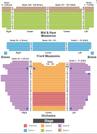 Peace Center Greenville Seating Chart Tina The Tina Turner Musical Tickets At Lunt Fontanne