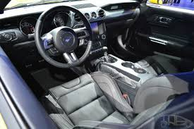 2015 ford mustang interior. 2015 ford mustang gt at 2014 naias interior