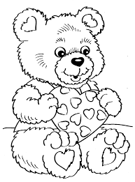Small Picture valentines day flower coloring pages picture archives gobel