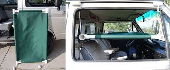 Ingenious Hanging Cot Idea to Add Sleep Space to Your Car Truck or RV
