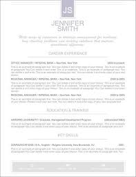 Elegant Resume Templates Beauteous Elegant Resume Template Premium Line Of Resume Cover Letter
