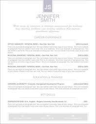 Elegant Resume Templates Delectable Elegant Resume Template Premium Line Of Resume Cover Letter