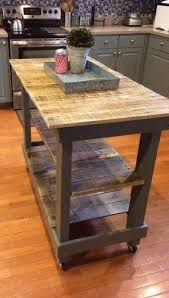 diy kitchen island made from cabinets. a small kitchen island made from pallets ---- #pallets diy cabinets