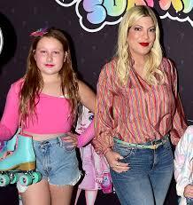 Tori Spelling, Dean McDermott's Daughter Stella Broke Ankle 'Again'