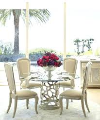 glass top round dining table best round dining tables sets images on round dining glass top