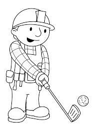 Small Picture Bob The Builder Coloring Pages Coloring Home Coloring Coloring Pages