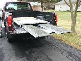 Ramp For Truck Bed Homemade Pet Ramp For Truck Pet Ramp For Truck ...
