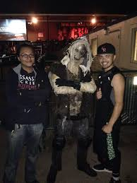 phillip attended 13th floor fast p denver s largest haunted house tickets only good for