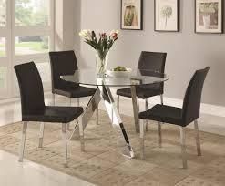 Italian Glass Dining Table Dining Room Dining Table Glass Dining Table Chairs Glass Kitchen