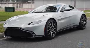 The 2020 Aston Martin Vantage Just Begs To Be Driven Hard Carscoops