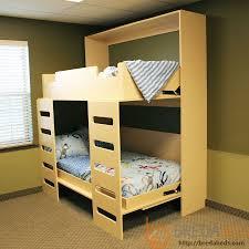 urban stack murphy bunk bed