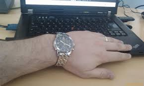 """men s tissot prc200 chronograph watch t17158652 watch shop comâ""""¢ i m very pleased about my choice is more beautiful in reality than in pictures"""