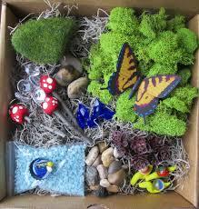 Kitchen Garden Kit Popular Items For Fairy Garden Kit On Etsy Blue Diy Micro