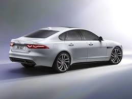 2018 jaguar line up. simple jaguar 2018 jaguar xf white color rear view wallpaper and jaguar line up
