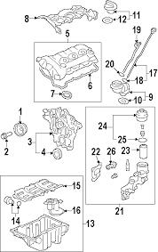 parts com® chevrolet valve cover seal partnumber 12607600 2010 chevrolet camaro lt v6 3 6 liter gas engine parts