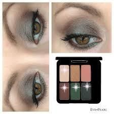 makeup junkie nikki ultimate eyes palette eve pearl
