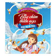 Giấc Mơ Cổ Tích - Bầy Chim Thiên Nga