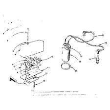 craftsman onan engine parts model 739bf ms2833e sears partsdirect ignition grou