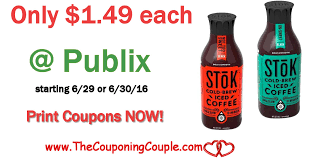 Notes *the monk fruit extract i use is from latanko. Stok Cold Brew Iced Coffee 1 49 Publix
