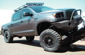 ADD F747355000103 2014-2018 Toyota Tundra Honeybadger Front Bumper ...
