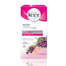 veet hair remover cold wax strips with