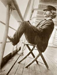 gmih mark twain great mustaches in history samuel clemens was a riverboat pilot briefly before the civil war