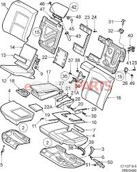 Internal parts of a car with s saab electric seat wiring diagram at w