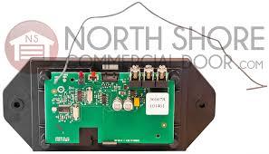 s garage door opener intellicode receiver