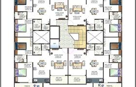 Apartment Building Plans Design Awesome Inspiration Ideas