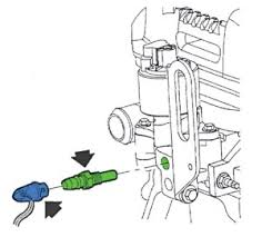 saturn tech tip diagnosing a cracked engine coolant temperature Saturn Vue Electrical Diagrams at Saturn 3 0 Engine Diagram
