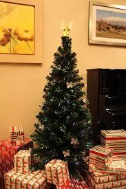 Fiber Optic Trees6 Foot Christmas Tree With Lights