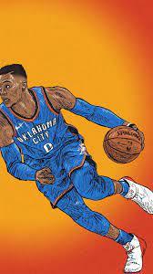 Westbrook Basketball Player Hd iPhone 8 ...