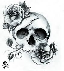 Immagine Correlata Disegni Pinterest Tatuaggi Teschi E