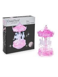 Головоломка <b>3D пазл</b> Карусель <b>Crystal puzzle</b> 3041818 в ...