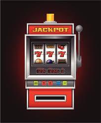Pin on slot machine