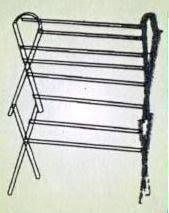 Aluminium Clothes Drying Rack