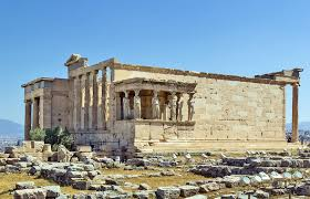 Perfect Famous Ancient Architecture Erechtheum O And Modern Ideas