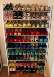 Diy Shoe Rack The Wooden Shoe Racks For Closet Home Design